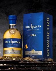 Kilchoman vintage 2008 tube